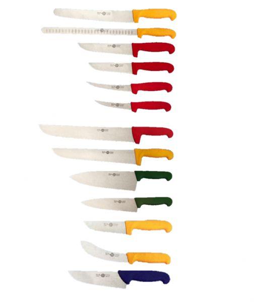 Ausbeinmesser Schlachtermesser Metzgermesser geschwungen 20cm