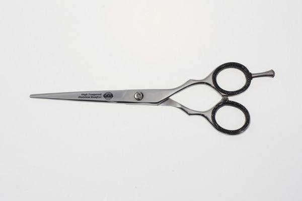 Profi Haarschere Friseur Coiffeur 15 cm Edelstahl poliert