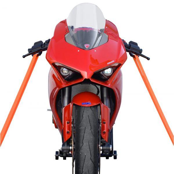 Lenkergurt Transportgurt Abspanngurt Transportsicherung Gurt Motorrad