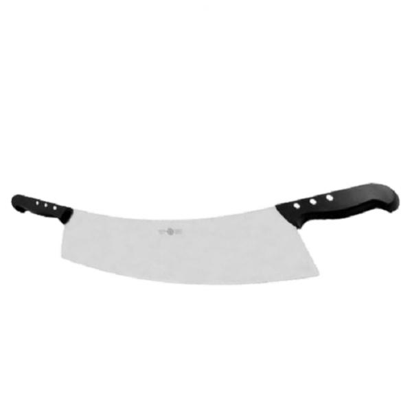 Wiegemesser Kräutermesser Schneidmesser Spezial Messer Käsemesser 42cm Edelstahl